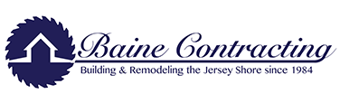 Baine Contracting Logo