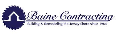 Baine Contracting Logo